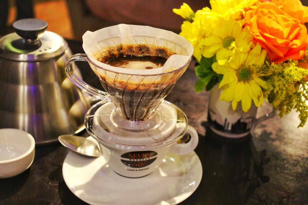 Cafés com novos MÉTODOS DE PREPARO